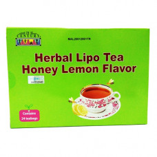 21ST CENTURY HERBAL LIPO TEA (HONEY LEMON FLAVOR) 草本燃脂茶 (柠檬蜜糖)