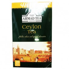 AHMAD TEA LONDON CEYLON TEA 锡兰红茶