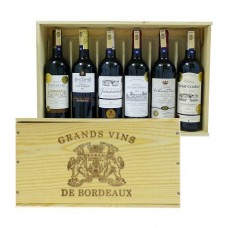 BORDEAUX WINE COLLECTION AWARDS