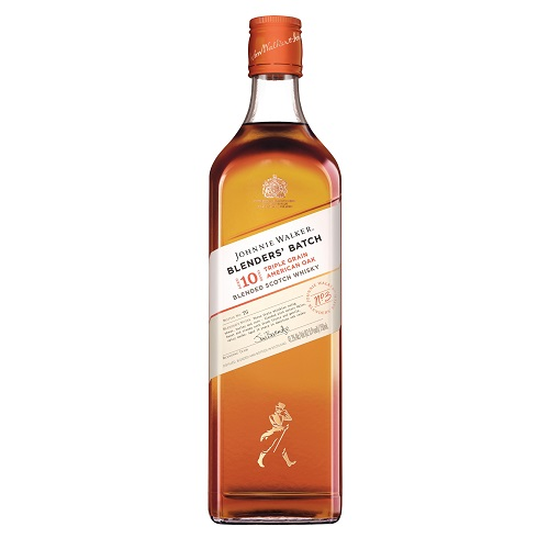JOHNNIE WALKER BLENDERS BATCH NO 3 500ML