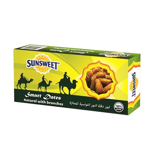 SUNSWEET SMART DATES 400G