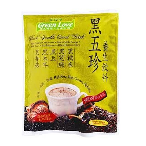 GREEN LOVE BLACK JUMBLE CEREAL DRINK 30G 20S