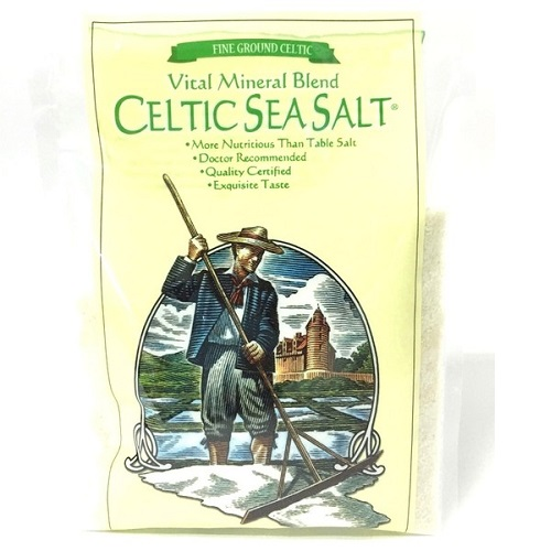 RADIANT CELTIC SEA SALT 200G