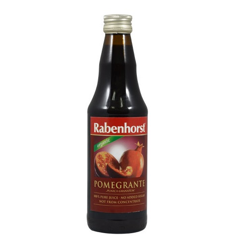 HP 100% ORGANIC POMEGRANATE JUICE 330ML
