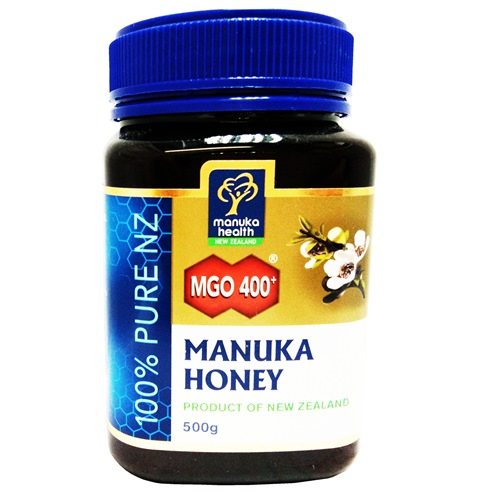 MANUKA HEALTH MG0 400 MANUKA HONEY