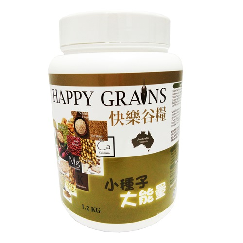HAPPY GRAINS 快乐谷粮