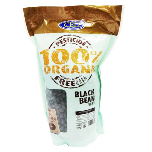 CED ORGANIC BLACK BEAN 有机黑豆