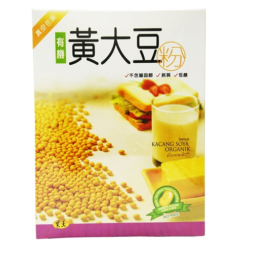 HEI HWANG ORGANIC SOYA BEAN POWDER (LOW SUGAR)