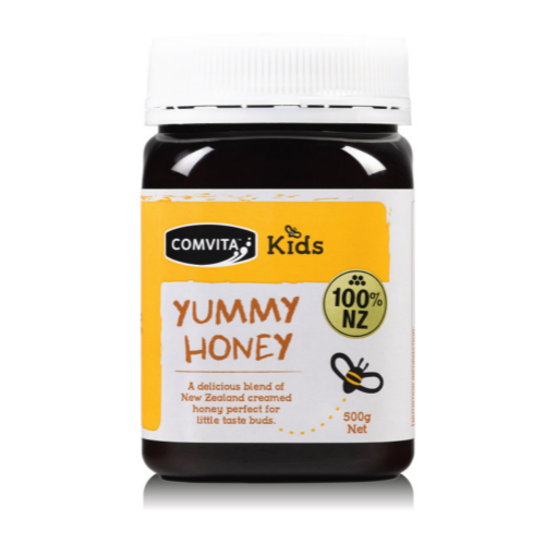 COMVITA KIDS YUMMY HONEY 500GM