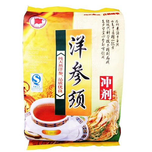 RED FLAG GINSENG ROOT INFUSION 红旗牌洋参须