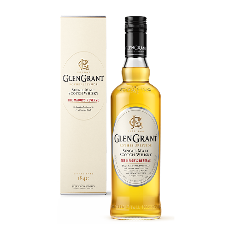 GLENGRANT THE MAJORS RESERVE 700ML (FREE DELIVERY)