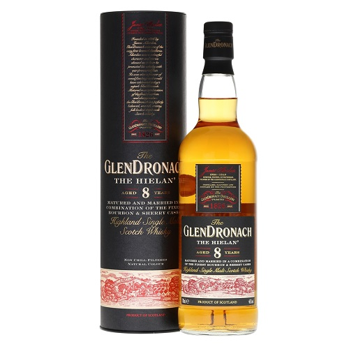 GLENDRONACH THE HIELAN 8 YEARS 700ML