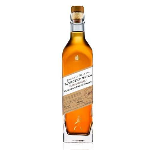 JOHNNIE WALKER BLENDERS BATCH ESPResso roast 500ML