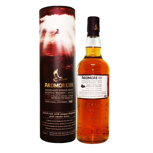 ARDMORE, PEATED HIGHLAND WHISKY