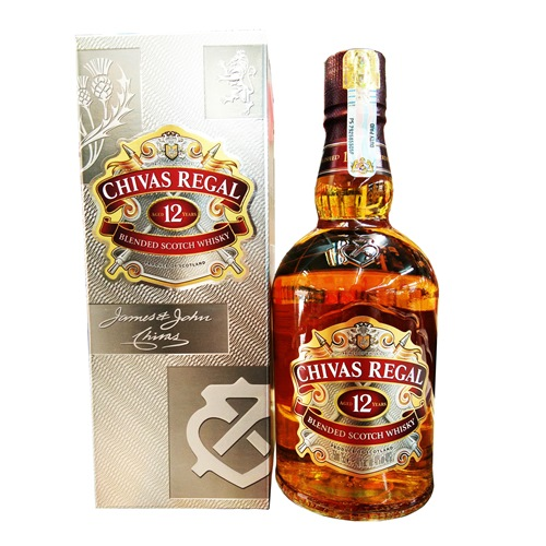 CHIVAS REGAL, 12YO WHISKY