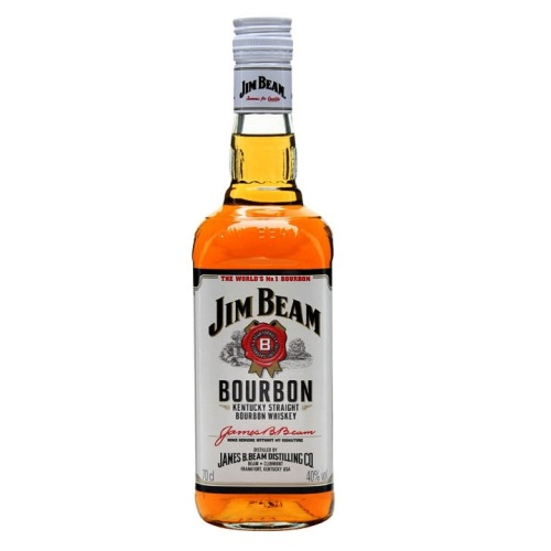 JIM BEAM, BOURBON WHISKY