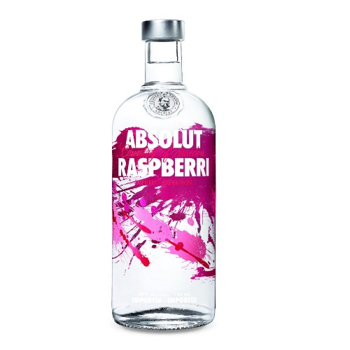 ABSOLUT VODKA RASPBERRI