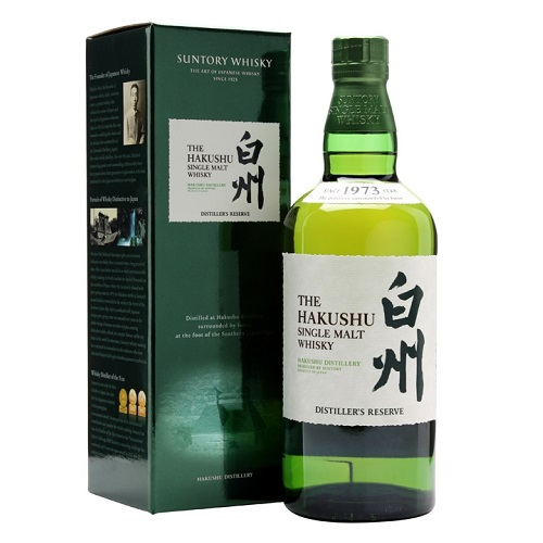 THE HAKUSHU DISTILLERS RESERVE 700ML