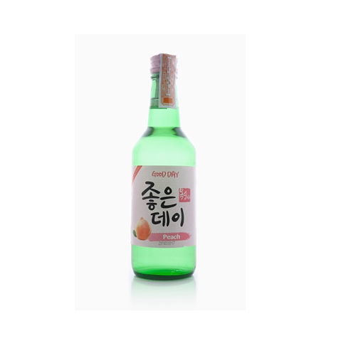 GOODDAY SOJU PEACH 360ML