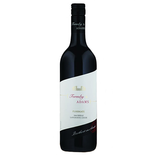 FORMBY & ADAMS FLOODGATE SHIRAZ