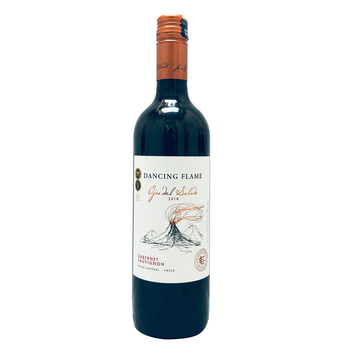 DANCING FLAME CAB SAUV 750ML