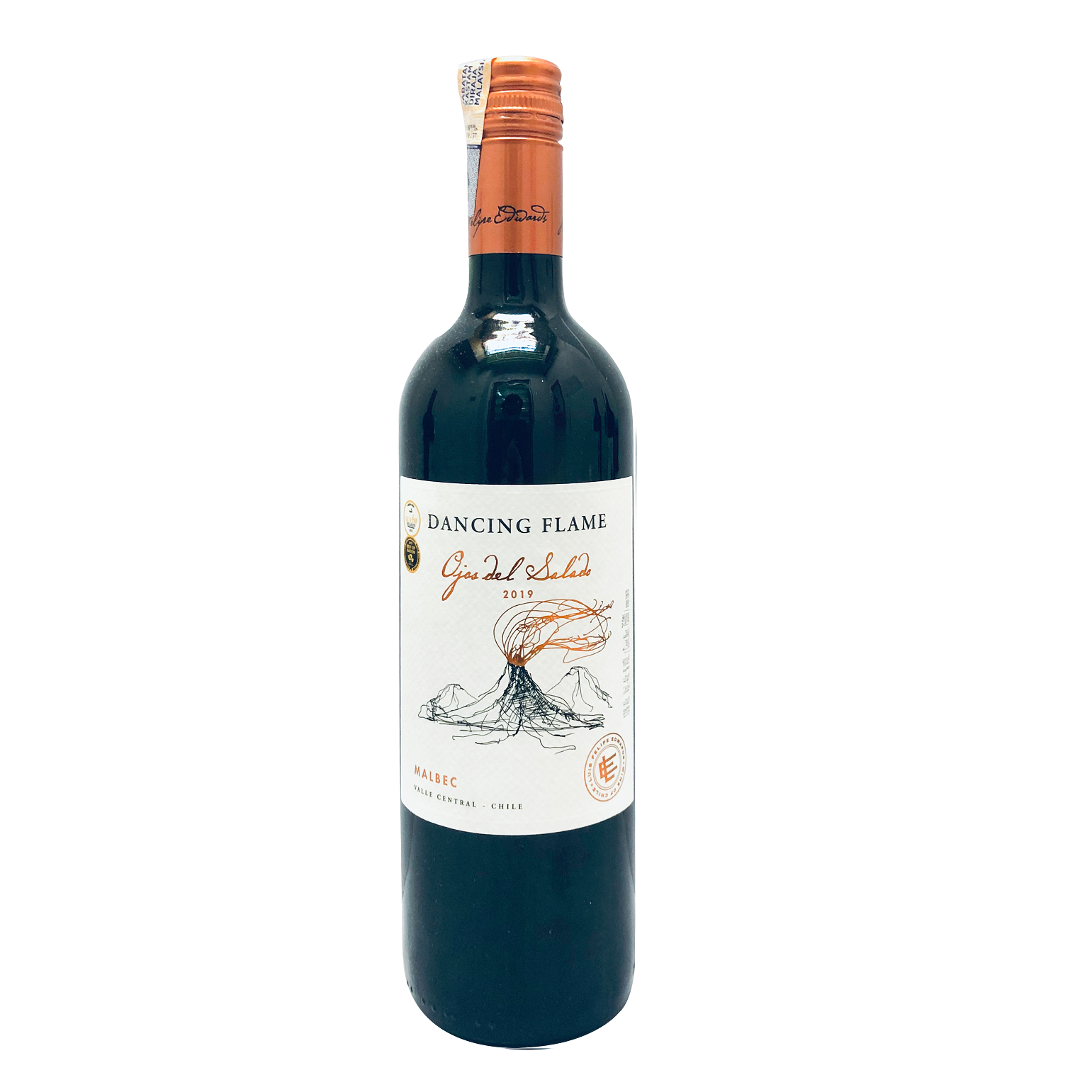 DANCING FLAME MALBEC 750ML