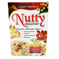 RADIANT ORGANIC NUTTY BREAKFAST