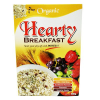 RADIANT ORGANIC HEARTY BREAKFAST