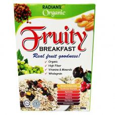 RADIANT ORGANIC FRUITY BREAKFAST
